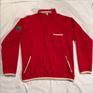 Rowdy Gentlemen Quarter Zip Sweatshirt